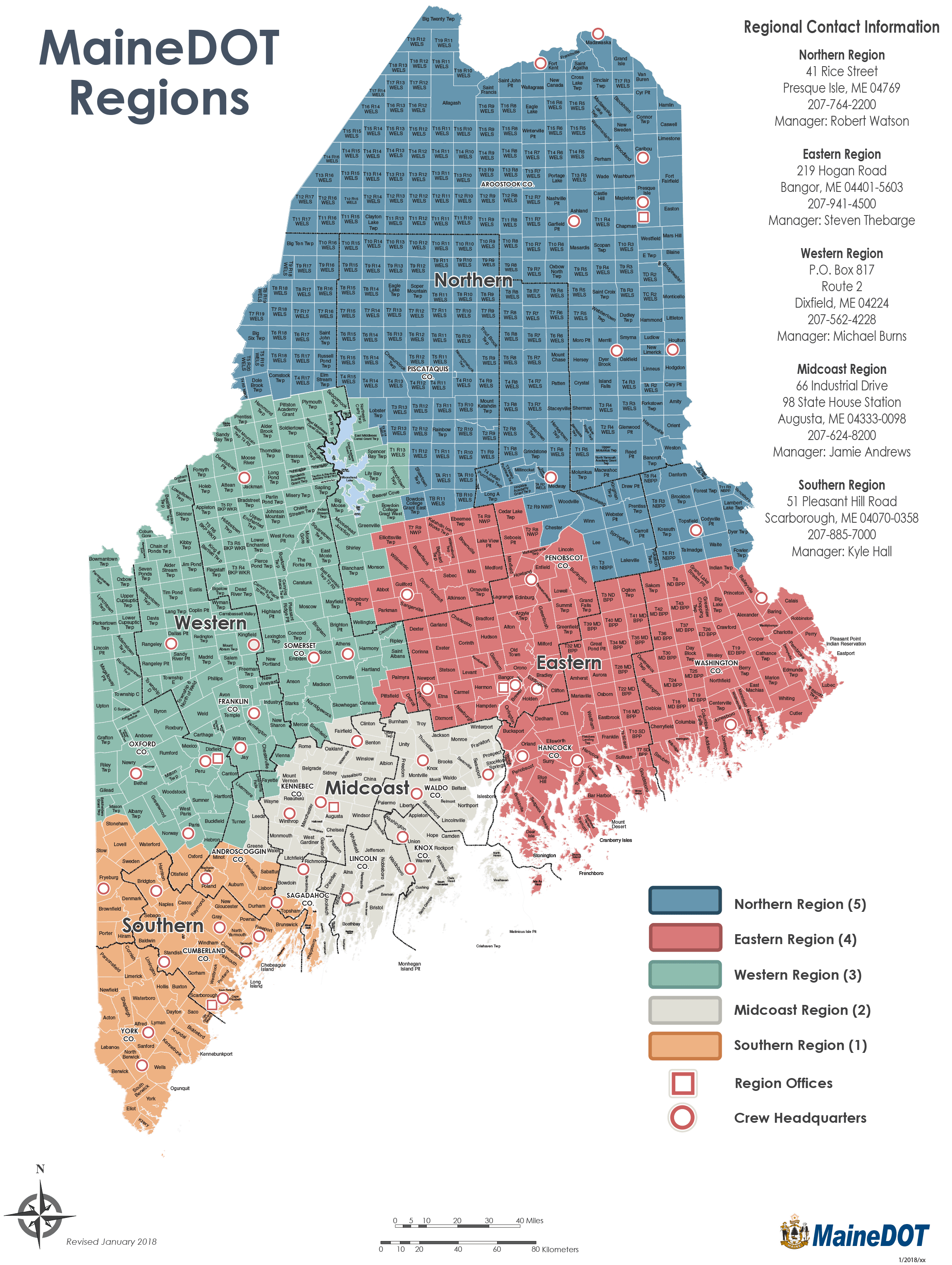 Mainedot regions freerunsca Image collections