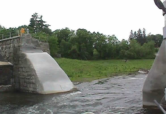 Union Gas Hydro Dam