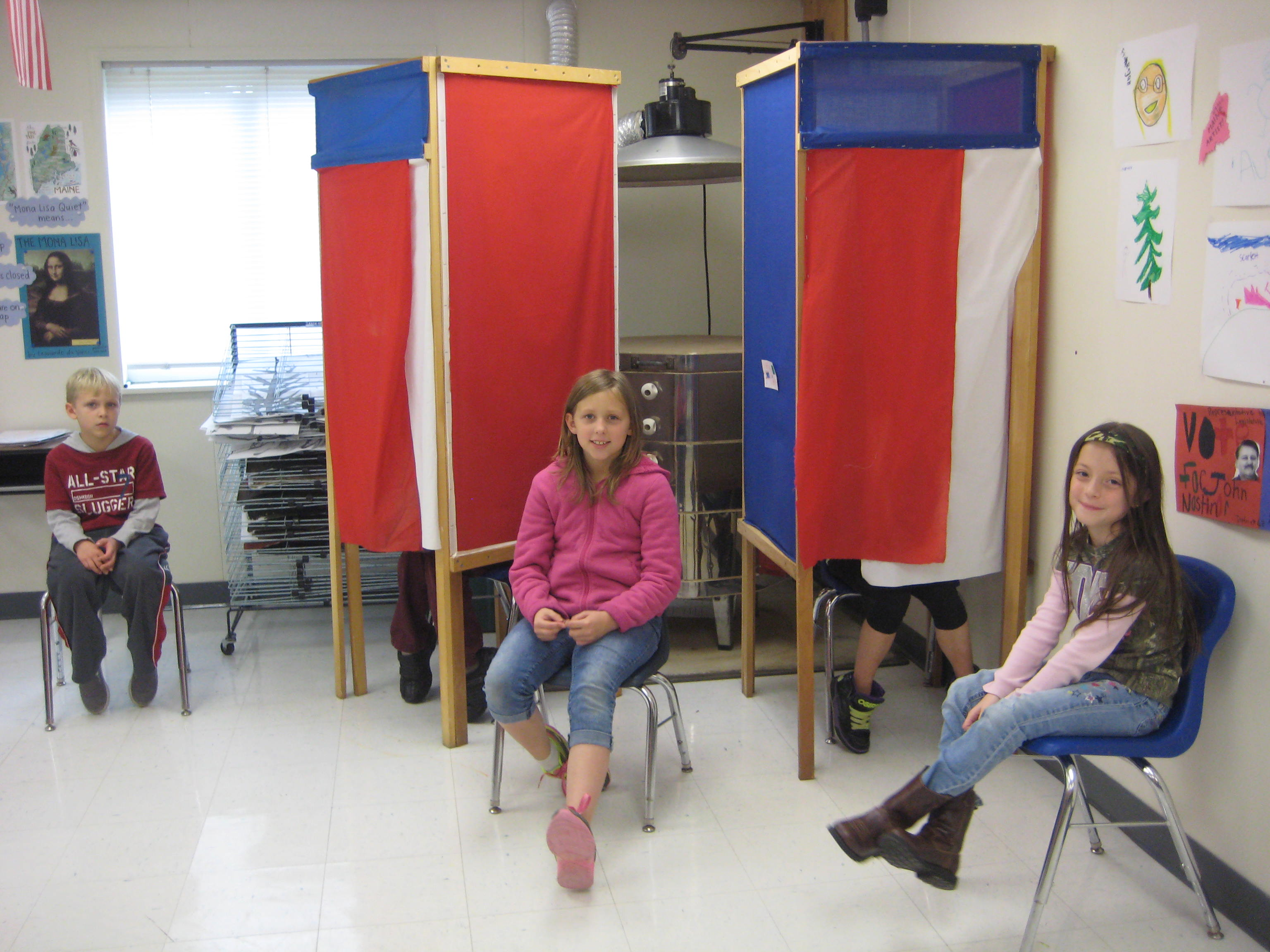 Maine Mock Election - Department of the Secretary of State